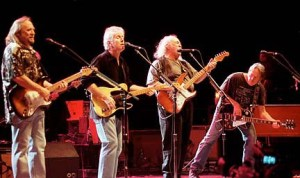 Crosby, Stills, Nash & Young hit Milwaukee, WI, USA
